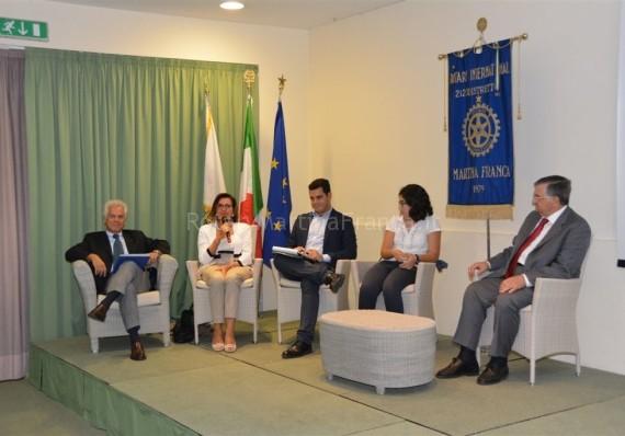 Presentazione Interact e Rotaract